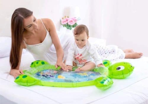 water baby mat review