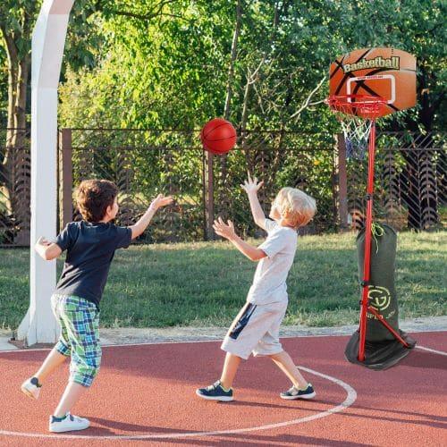 kids basketball hoop review