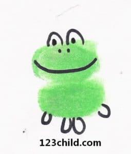 Fingerprint Frog