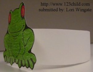 Frog Headband 1