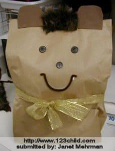 Brown Bag Bear