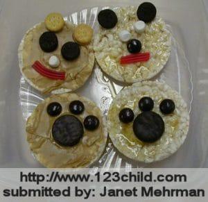 Rice Cake Bears