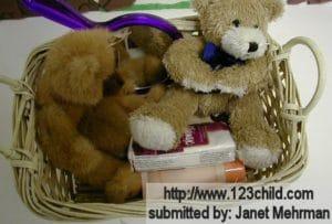 Boo Boo Bear Basket 2