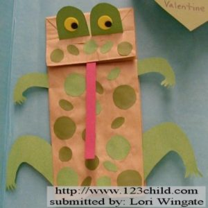 Paper Bag Frog