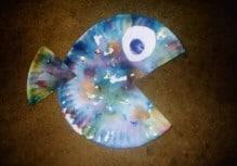 Rainbow Plate Fish