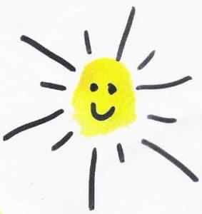 Fingerprint Sun