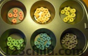 Cereal Color Sort