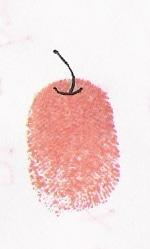Fingerprint Orange