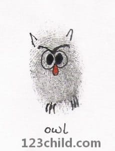 Owl Fingerprint